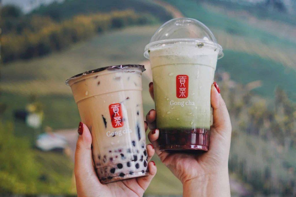 Thật hư việc nguyên liệu trà sữa Gong Cha không rõ nguồn gốc