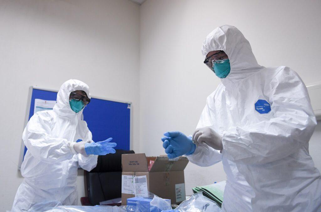 thực phẩm đông lạnh nhập khẩu xét nghiệm SARS-CoV-2