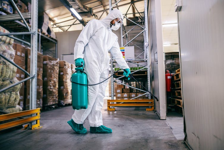 Đại dịch COVID-19 đã gây ra sự gián đoạn lớn cho chuỗi cung ứng thực phẩm toàn cầu